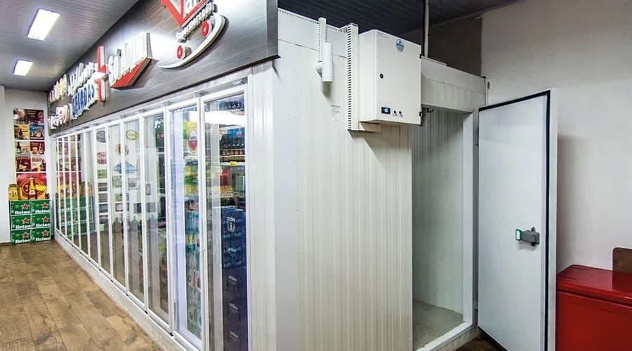 Câmara Frigorífica Walkin Cooler