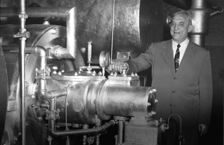 Historia do ar condicionado