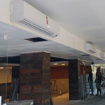 Instalação de Ar Condicionado Hi Wall no Rio de Janeiro